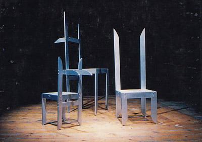 Set design - Eran Wolf
