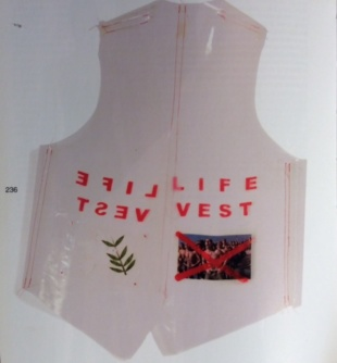 Life vest - Eran Wolf